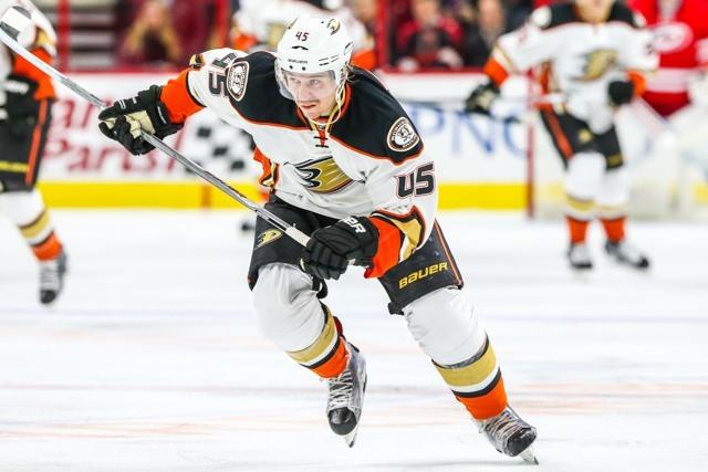 Sami Vatanen, NHL, Anaheim Ducks