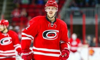 Hurricanes Sign Joakim Nordstrom, Jake Chelios