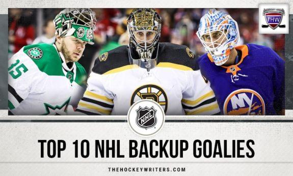 Top 10 NHL Backup Goalies with Halak, Khudobin, and Greiss