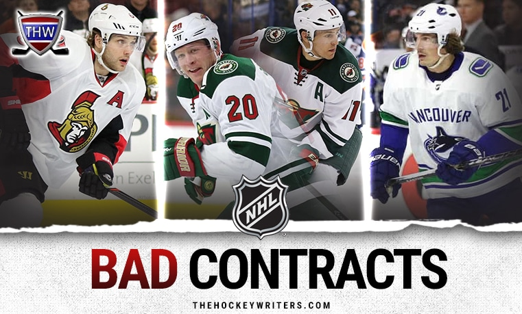 Every NHL Team s Worst Contract 1a5545a2d