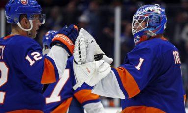 Islanders Blank Blue Jackets - Greiss Earns Shutout