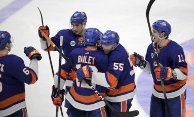 Islanders Look to Build on Successes in Game Two