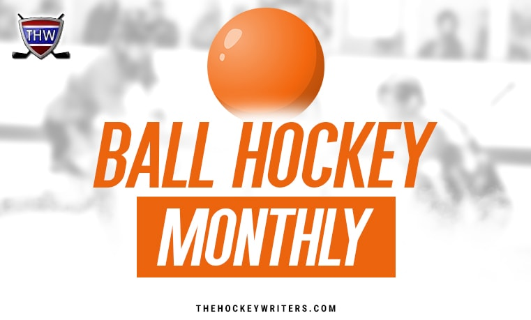 Ball Hockey Monthly