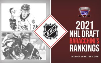 2021 NHL Draft Rankings: Baracchini's Top 75 Rankings