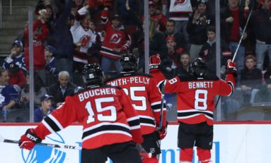 Bennett & Lappin Give Devils Depth