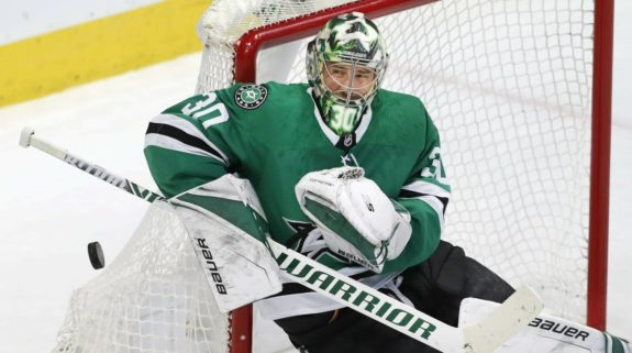 Dallas Stars Ben Bishop