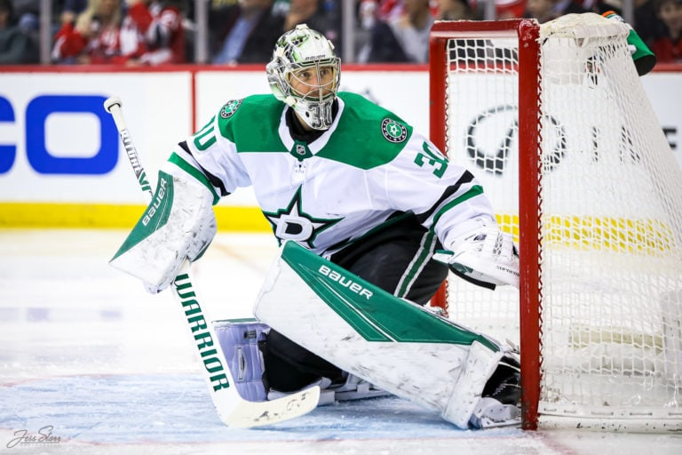 Ben Bishop Dallas Stars