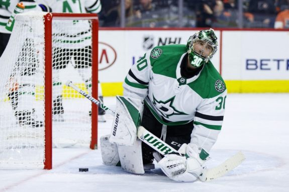 Dallas Stars' Ben Bishop- injuries