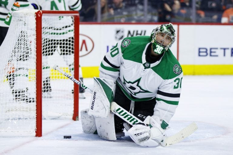 Dallas Stars' Ben Bishop