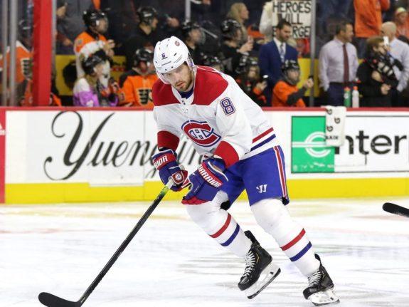 Ben Chiarot Montreal Canadiens
