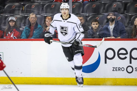Ben Hutton Los Angeles Kings