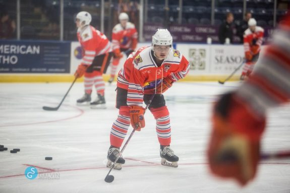 Ben Schoen Youngstown Phantoms