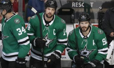 Stars Rip Red Wings After CEO Rips Benn & Seguin