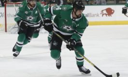 Stars' Benn Serves as Silver Lining of Game 2 Loss
