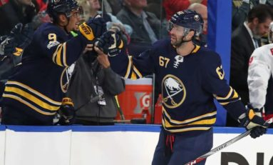 Sabres Secondary Scoring Starting to Simmer