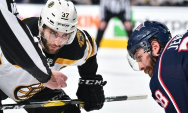 Opening Night: Boston Bruins Are Getting Healthy
