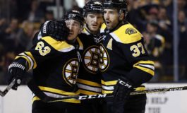 Breaking Down Bergeron's Home-Opening Hat Trick