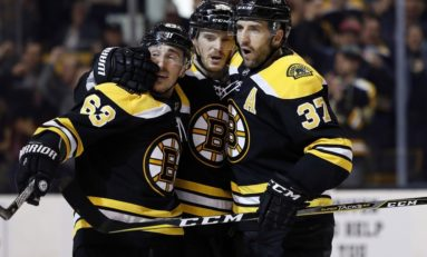 Bruins Explosive Offense Putting Them in Elite Company