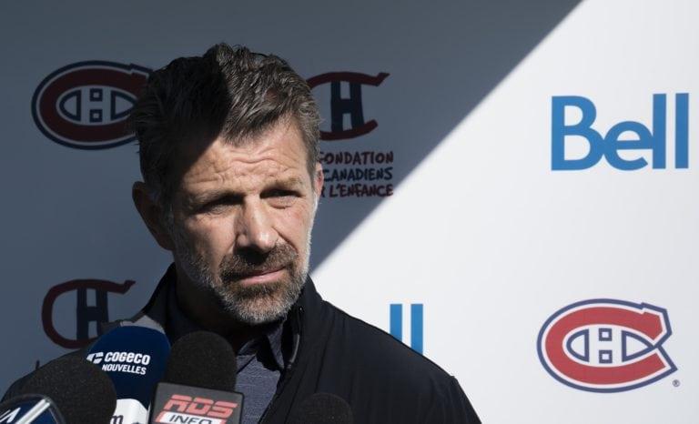 Montreal Canadiens Marc Bergevin