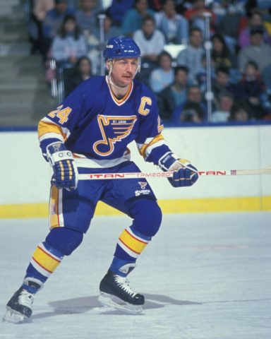 Bernie Federko, St. Louis Blues