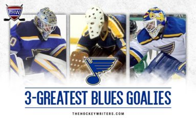 Top 3 All-Time Blues Goalies