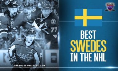 Top 10 Swedes in The NHL Today