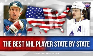 Best NHL Player From Each U.S. State