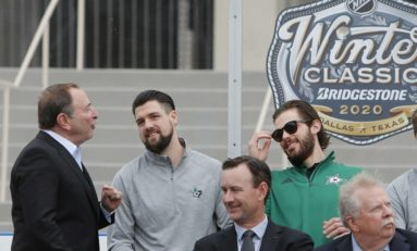 2020 Winter Classic at the Cotton Bowl - NHL's Southernmost Outdoor Game