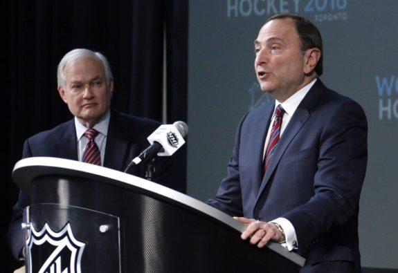 "NHL should shorten 2020-21 for a ""normal"" 2021-22 season."