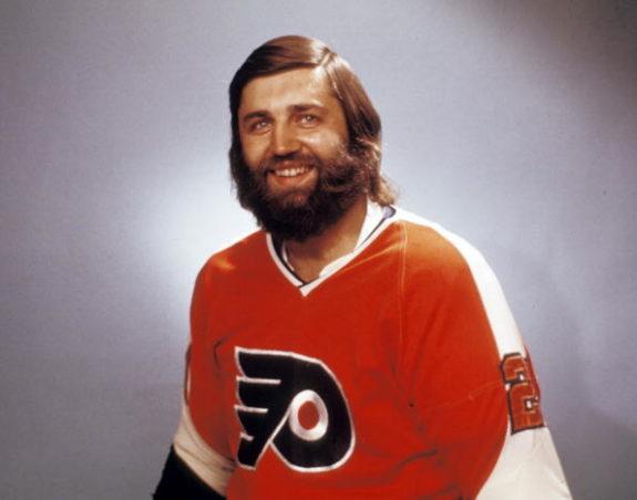 Bill Flett Philadelphia Flyers