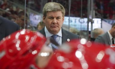 Bill Peters Resigns as Flames Head Coach