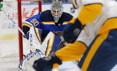 Blues & Binnington Agree to Perfect Contract