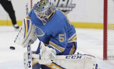 THW's Goalie News: Bieber and Binnington, Goalie Rankings, and More