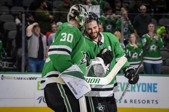 Ben Bishop Tyler Seguin Dallas Stars