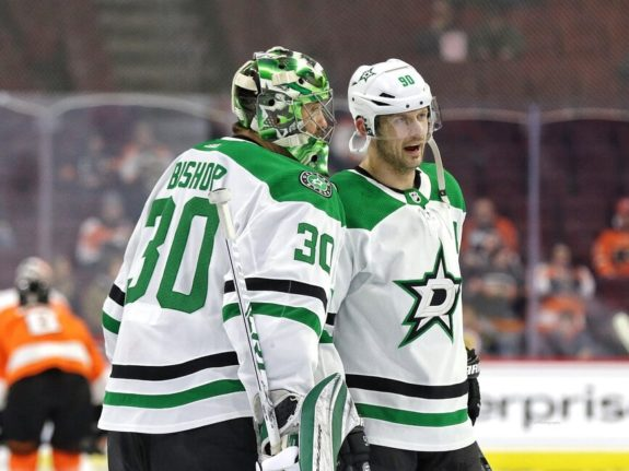 Ben Bishop Jason Spezza, Dallas Stars