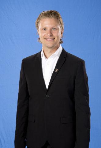 Björn Liljander Frölunda HC