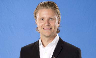 Björn Liljander, Assistant General Manager, Frölunda HC
