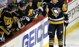 Penguins Beat Bruins - End 19-Game Point Streak