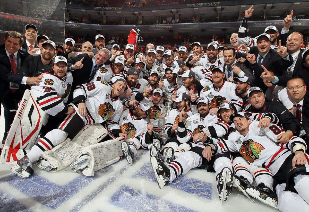 Chicago Blackhawks, Stanley Cup