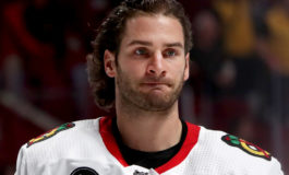 Saad Scores 2, Blackhawks Beat Coyotes in a Shootout