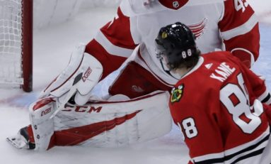 Red Wings & Blackhawks Reignite Their Rivalry in 2020-21