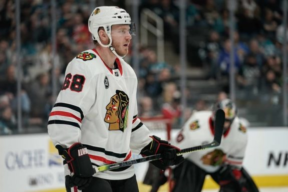 Chicago Blackhawks Slater Koekkoek