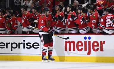 Chicago Blackhawks Keep on Rolling