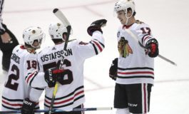 Blackhawks' DeBrincat & Strome: The Duo of the Future