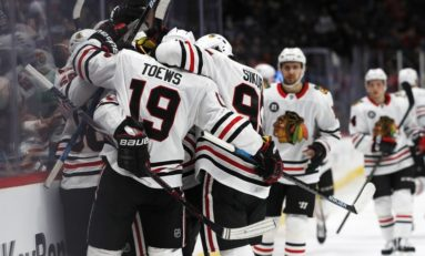 Blackhawks' Playoff Hopes Are a Stretch