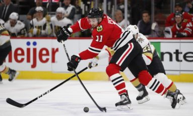 Blackhawks Come to Terms With Perlini