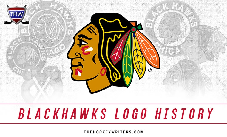 3f766045c7a Chicago Blackhawks Logo History