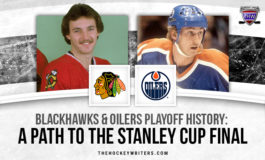 Blackhawks & Oilers Playoff History: A Path to the Stanley Cup Final