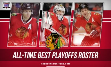 Blackhawks All-Time Playoff Roster