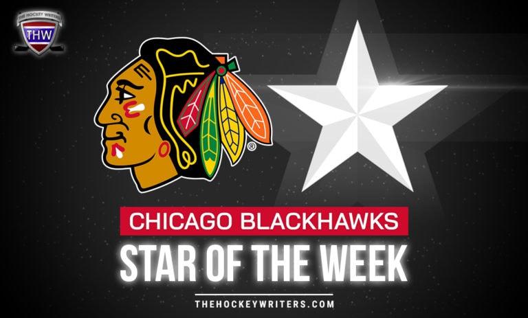 Chicago Blackhawks Star of the Week